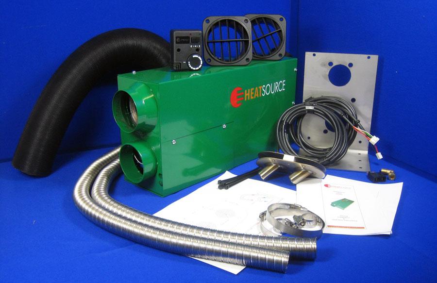 Heatsource HS2800 Fitting KIt