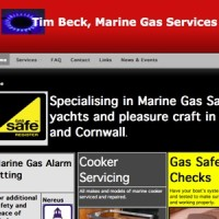 Tim Beck Marine Gas Services